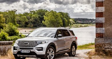 Ford Explorer Platinum 2020