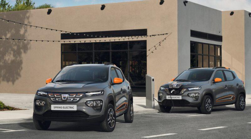 Dacia Spring 2020