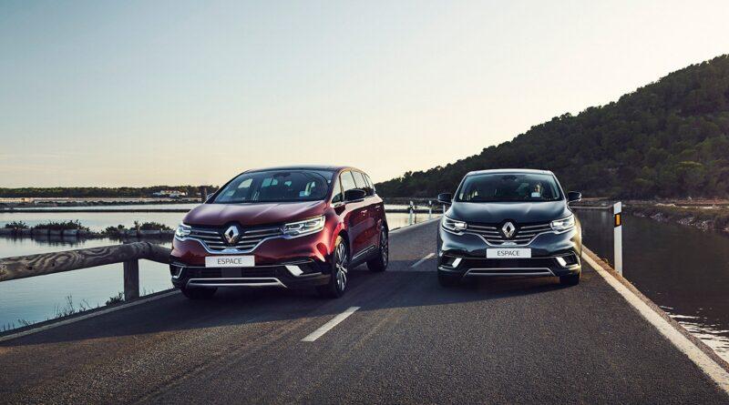 Renault Espace V 2019