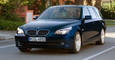 BMW 5 Touring E61 2007