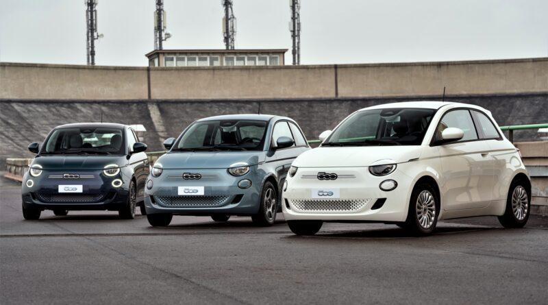 Fiat 500 EV 2020