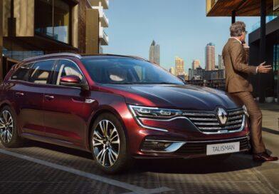 Modernizovaný Renault Talisman (2020) je tu. Jen jako kombi a s turbodieselem