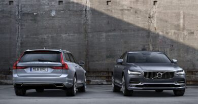 Volvo S90 a Volvo V90 Polestar