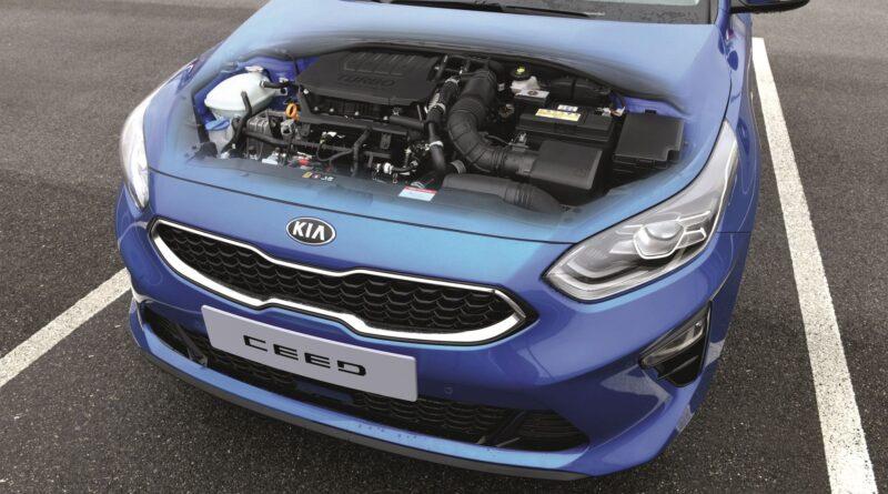 Kia Ceed s novým motorem 1.5 T-GDi