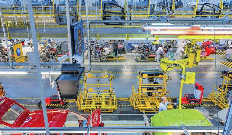 Fiat: Výroba v továrně Tychy