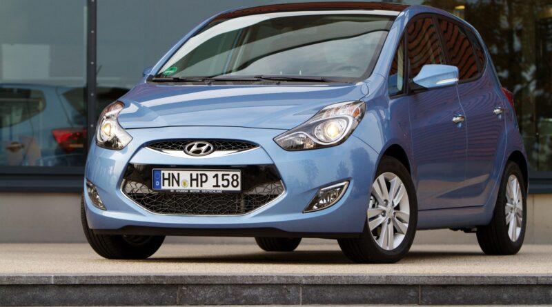 Hyundai ix20 2010