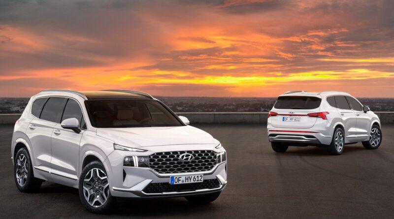 Hyundai Santa Fe (TM) 2020