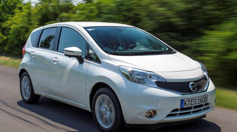 Nissan Note E12 2013