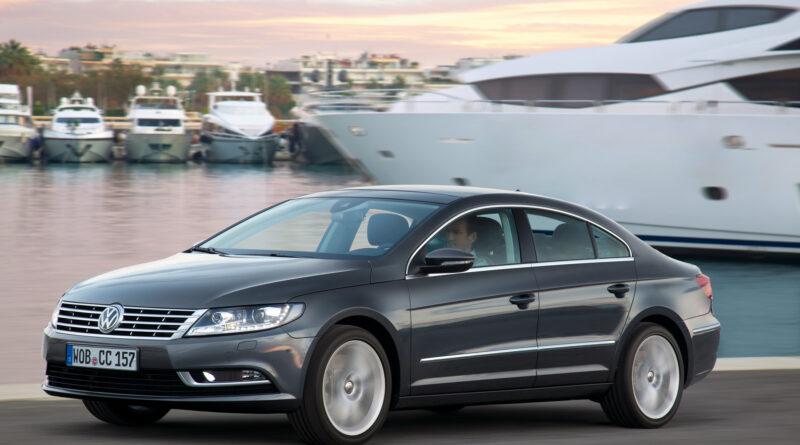 Volkswagen (Passat) CC 2012