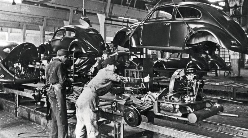 Volkswagen Brouk 1945