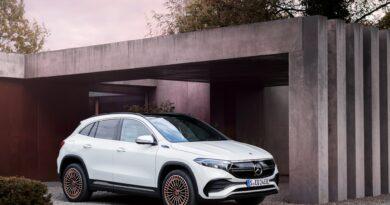 Mercedes-Benz EQA 2020