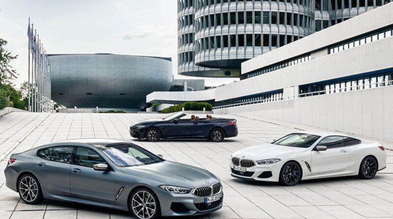 BMW 8 G14/G15/G16 2019