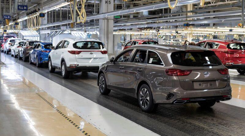 Kia Motors Slovakia 2020
