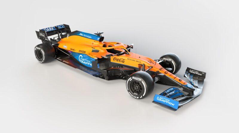 McLaren MCL35M Formule 1 2021