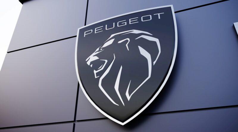 Peugeot: nové logo z roku 2021