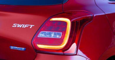 Suzuki Swift 2017 detail
