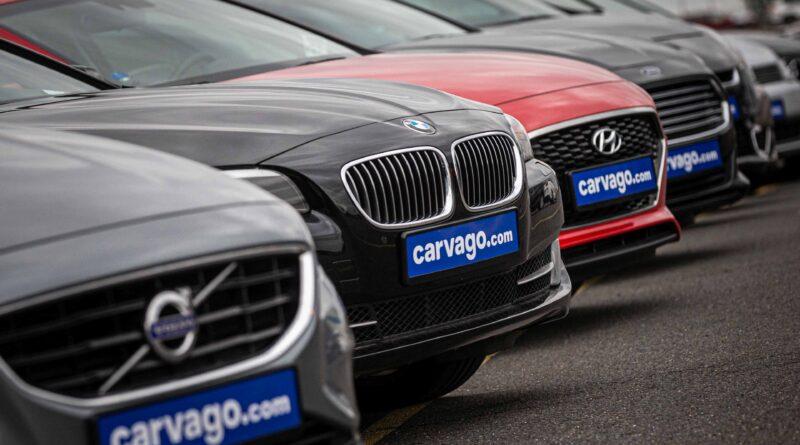 Carvago: ojeté automobily