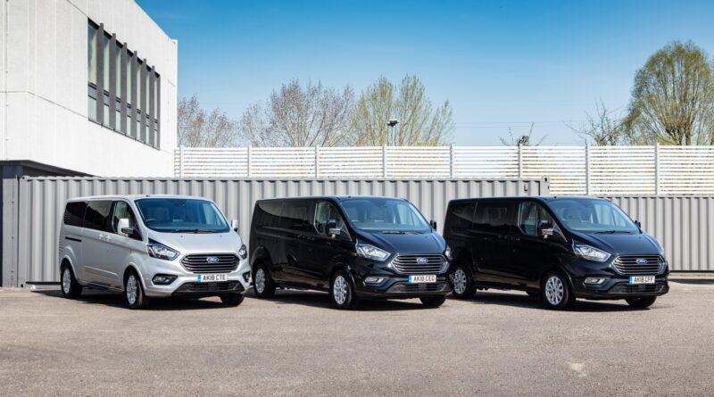 Ford Tourneo Custom 2017