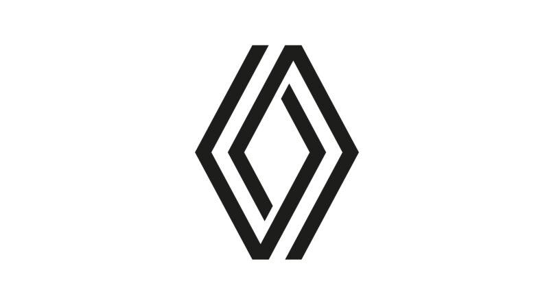 Nové logo Renault 2021