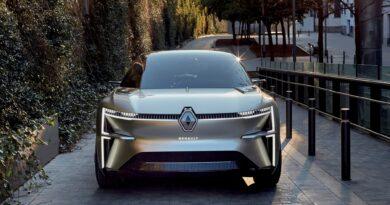 Renault Morphoz Concept 2021