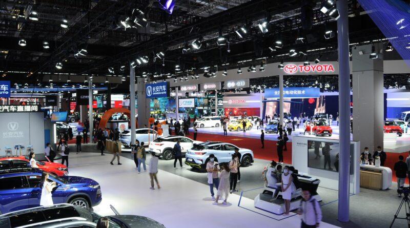 Autosalon Šanghaj 2021
