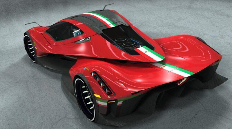 Kip Kubisz: Vize elektrického Ferrari