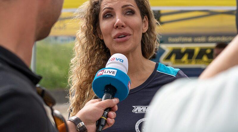 Olga Lounová pojede Dakar 2022