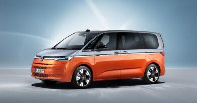 Volkswagen Multivan T7 2021