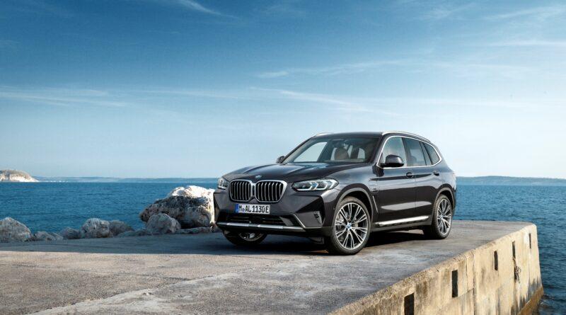 BMW X3 G01 2021