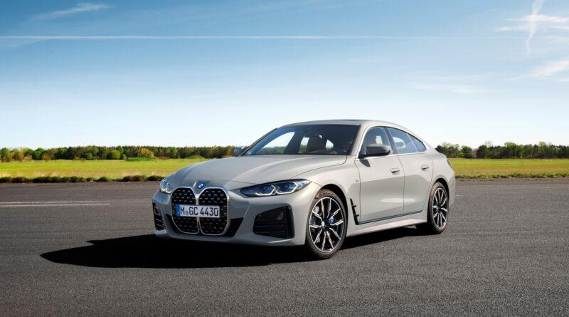 BMW 430i Gran Coupé M Sport 2021