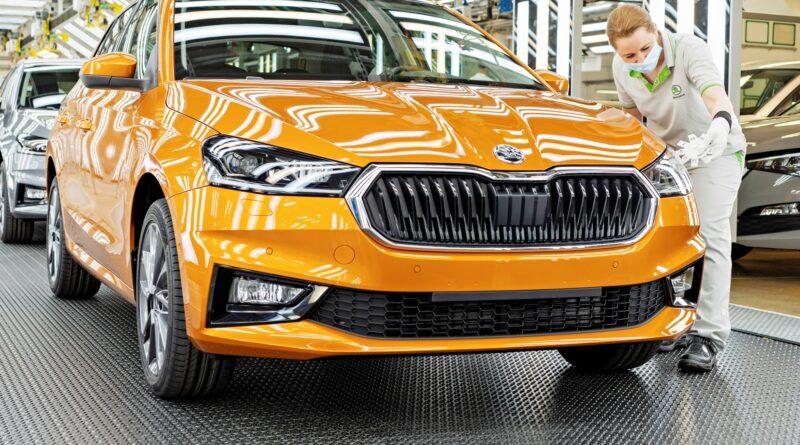 Škoda Fabia IV 2021