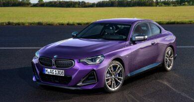 BMW 2 G42 2021