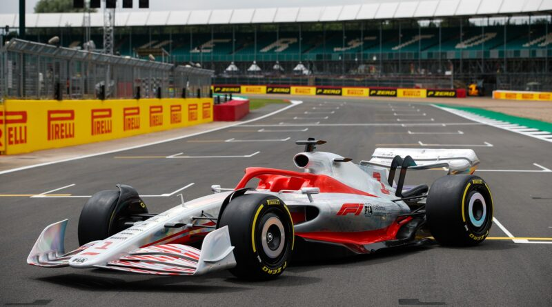 Formule 1: Maketa monopostu pro rok 2022