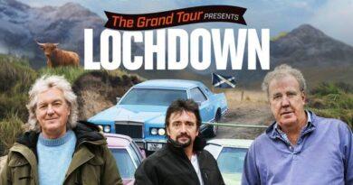 The Grand Tour: Lochdown