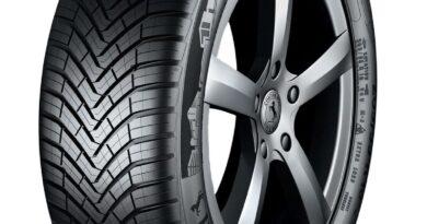 Celoroční pneumatiky Continental AllSeason Contact