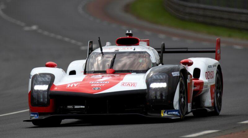 Toyota GR010 Hybrid Le Mans 2021