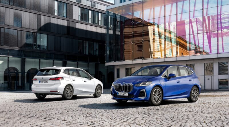 BMW 2 Active Tourer U06 2021